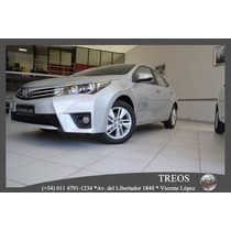 Toyota New Corolla 1.8 Cvt Xli 0km 2014