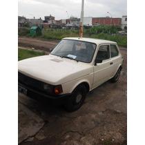 Fiat Espacio 147 Modelo 1990 Gns