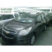 Chevrolet Spin Ltz 0km $180000 Y Hasta 60 Ctas Ent.inmed Ab