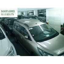 Chevrolet Spin 7 As Ltz Td 2014 0km $300000 Of. Ent.inmed Ab