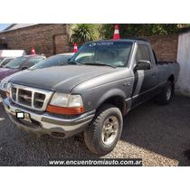 Ford Ranger Xlt Maxiom 4x4 Tomo Menor Valor Juanp