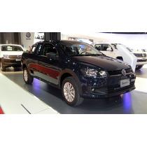 Volkswagen Saveiro Cabina Doble Pack High 1.6 0 Km 2015 #a4