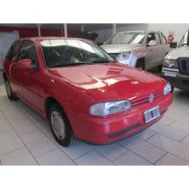 Volkswagen Gol 3 Puertas Diesel 1.6 Año 1996 Aire ,direccion