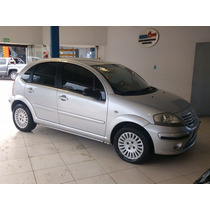 Citroen C 3 1.6 Exclusive 2004 145000 Km. Excelente!!!