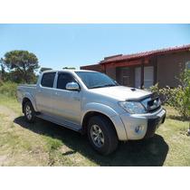 Toyota Hilux 3.0 Srv 2011