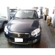 Fiat Siena Attractive 1.4 Active C/gnc 5ta G. 2011 70000 Km