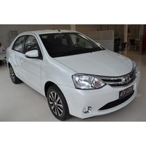 Toyota Etios 4 Puertas Xs 90 Cv Financiacion Y Cuotas