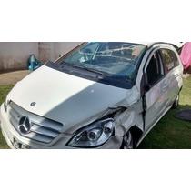 Vendo Mercedes Benz Clase B 180 Chocada Motor En Marcha