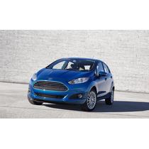 Ford Fiesta Titanium 2015 Mt 1.6l Okm