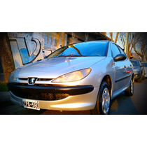 Peugeot 206 1.4 Generation Nuevo!! Impecable Estado!!