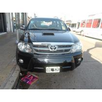 Toyota Hilux Sw4 2008 4x4 Negra