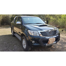 Toyota Hilux Srv 2013 Impecable