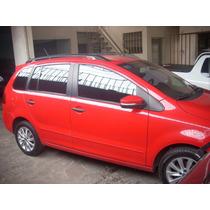 Volkswagen Suran Trendline 2012 Roja 51000km