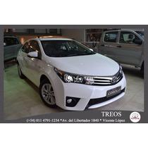 Toyota New Corolla 1.8 Xei 6 Mt 0km 2016