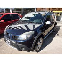 Renault Sandero Stepway Gnc 2010 Ant. $100.800 Y Cuotas!