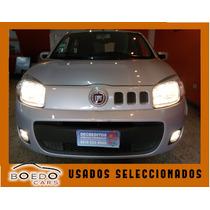 Fiat Uno 5 Ptas Full**año 2011**impecable**permuto-financio*