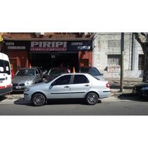 Retira Ya Tu Fiat Siena 2013 C/gnc Con Un Anticipo De $79000