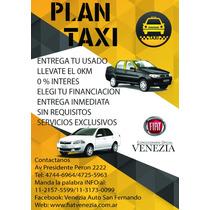 Siena El - Cambiemos El Taxi A Un 0km , Suma Clientes Gerbi