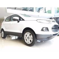 Ford Ecosport $60.000 Y Cuotas $2996 Plan Ancional 2016