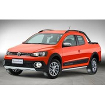 Vw Nueva Saveiro Cross Cabina Doble