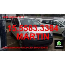 Fiat Nuevo Uno Cargo 1.4 3 Puertas 0km Aire Dire Pack Seg Ya