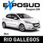 Auto Peugeot 208 Allure 1.5 N 5p Touchscreen 0km