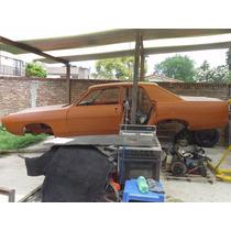 Ford Fairlane Carroceria Reformada A Coupe.