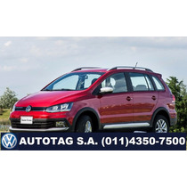 Volkswagen Suran 1.6 Cross Highline 0 Km 2015 #a4