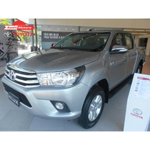 Nueva Toyota Hilux 4x2 Cd Dx 2.4 Mt - Asahi Motors