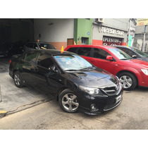 Toyota Corolla Xrs 2012 Negro Edicion Limitada Impecable