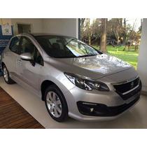 Nuevo Peugeot 308 Active 1.6 Nafta Gama Nueva 2016 Okm
