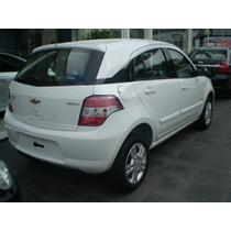 Chevrolet Agile Lt 0km Financiado