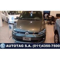 Volkswagen Fox Trendline 5 Puertas 1.6 0 Km 2015 #a4