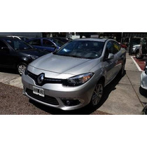 Renault ]fluence Privilege 2015 Solo 480 Km Impecable Gm