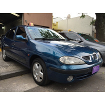Renault Megane Fase2 1.9 Td Rxe Full 4ptas Impecable