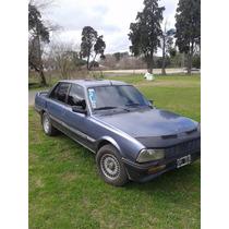 Peugeot 505 Md 88 Con Gnc