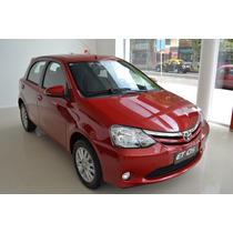 Toyota Etios 1.5 0km 5 Puertas Plan Fabrica 2015prana