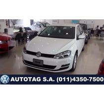 Volkswagen Golf Comforline 1.4 Dsg 0 Km 2015 #a4