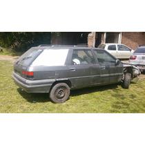 Renault 21 Chocado Poco Con Baja Definitiva 04 Liq Urg