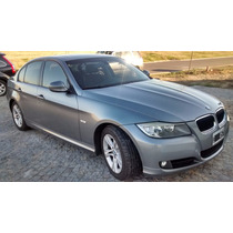 Bmw Serie 3 320i, 2009, Secuencial, Monitor