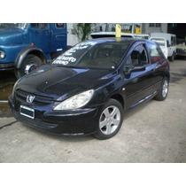 Coupe Peugeot 307 Xsi Año 2005 Versión Limitada