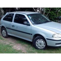 Volkswagen Gol 1.6 Aa Dh Gnc Muy Bueno T/ptas Fac 46446793