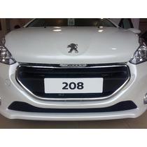 Peugeot 208 Active 100% Financiado Ant $ 25000 Y Ctas S/int