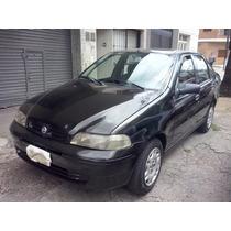 Fiat Siena Ex 1.3 16v 2005 Ex-taxi Con Aire, Gnc Y Dirección