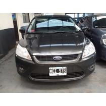 Ford Focus Exe Style 1.6 4p Muy Bueno (ci)