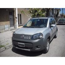 Vendo Fiat Uno Way 2013 Gnc 40000km