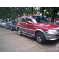 Ssangyong Musso 602 2.9 Tdi