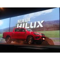 Toyota Hilux 4x4 Srx Cvt D/c 177 Cv Financiacion Y Cuotas