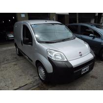 Fiat Qubo Motor 1.4 Color Gris Furgon Año 2012 Nafta