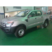 Ford Ranger Xl Safety 2.2 Manual 4x2 Entrega Inmediata